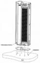 Основание для вертикальной установки Zilon V-BFM в Перми